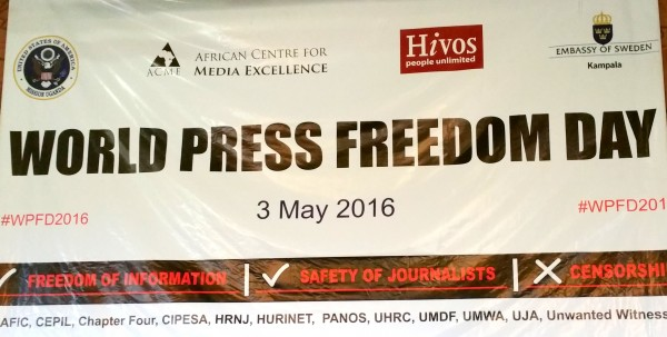 Ugandan Artists, Journalists Decry Declining Freedom of Expression