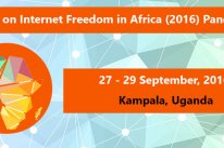 Forum on Internet Freedom in Africa 2016 Panelists