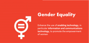 ICT Gender equality