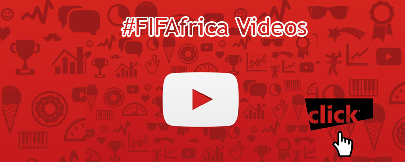 FIFAfrica-Videos