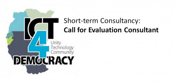 Call for Evaluation Consultant: ICT4Democracy in East Africa Network