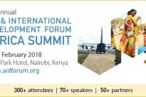 Aid And Development Summit 2018, Set To Take Place in Nairobi