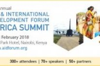Aid And Development Summit 2018