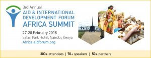 Aid And Development Summit 2018 @ Nairobi, Kenya | Nairobi City | Nairobi County | Kenya