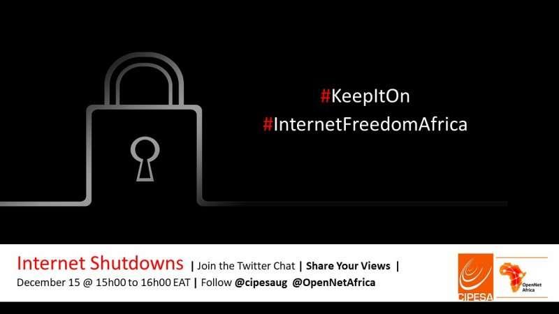 Online Chat On Internet Shutdowns