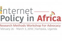 Advancing Internet Policy Research in Africa