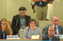 Oral Statement Delivered At The United Nations Human Rights Council