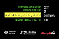 NetBlocks and CIPESA to launch COST tool at the Forum on Internet Freedom in Africa