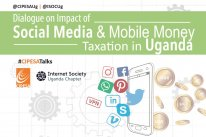 Dialogue on Social Media and Mobile Money Taxation in Uganda