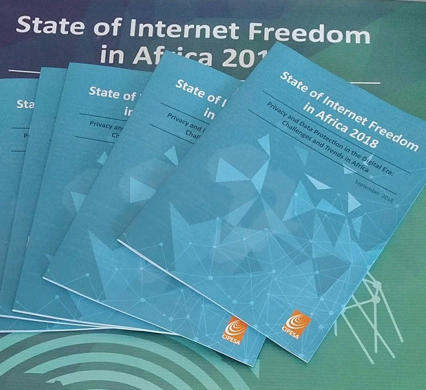 State of Internet Freedom in Africa 2018 Report Focuses on Privacy and Data Protection