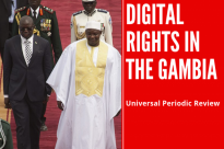 Stakeholder Submission to the UN Human Rights Council on Digital Rights in The Gambia
