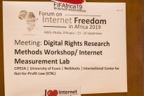 Building Capacity and Collaborations for Digital Rights Research in Africa