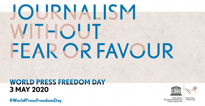 World Press Freedom Day: Joint Emergency Appeal For Journalism and Media Support