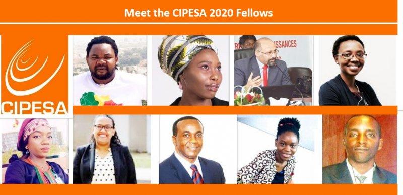 Announcing the CIPESA 2020 Fellows