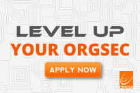 Call for Applications: Level Up Your OrgSec!