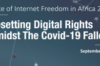 Report: The State of Internet Freedom in Africa 2020