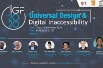 CIPESA to Participate in IGF 2020 Session on Universal Design and Digital Inaccessibility