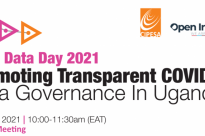 Online Meeting: Promoting Transparent Covid-19 Data Governance In Uganda