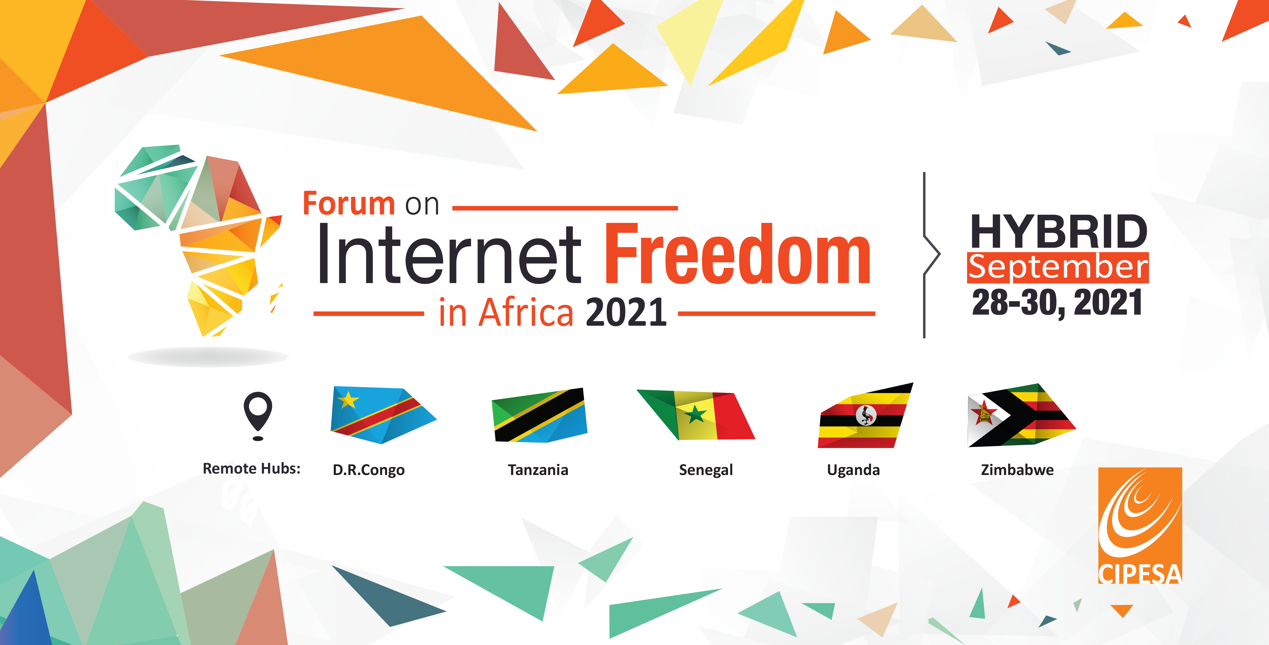FIFAfrica21 to Feature Remote Hubs in Five African Countries